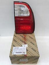 LEXUS OEM FACTORY DRIVERS REAR INNER TAIL LAMP LENS 1998-2002 LX470