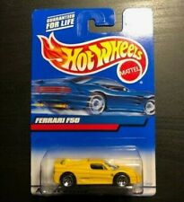 Hot wheels Ferrari F50 (2000/161) Yellow