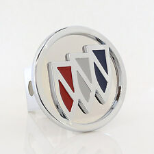 Buick Color Logo Tow Trailer Hitch Cover Plug