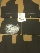 New Oem FLOOR MAT SET HYUNDAI VERACRUZ 09 10 11 12 13 BLACK 5pc 3j014 adu00-7q