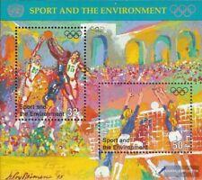 UNO - New York Block13 (kompl.Ausg.) postfrisch 1996 Olympische Spiele