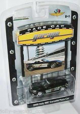 Greenlight Pace Car Garage - 2008 CHEVY CORVETTE Indianapolis PACE CAR - 1:64