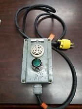Allen-Bradley push button mech. plug in device