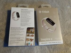 Fitbit Inspire 2 Activity Tracker - Lunar White