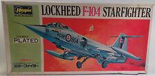 Aviazione: LOCKHEED F-104 STARFIGHTER KIT modello realizzato da HASEGAWA SCALA 1:72