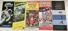 Vintage Travel Brochures Lot of 5 Florida Expo 67 Kennedy Space Center More
