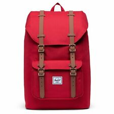 Herschel Little America Mid-Volume Rucksack 40.5 cm red/saddle brown *NEU*