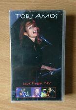 Tori Amos Maynard James Keenan Tool Live From New York VHS Tape No Mould