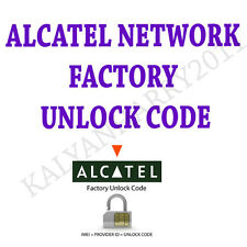 Alcatel Unlock Code  One Touch Y600 - Y850 wireless Wi-Fi hotspot network Unlock