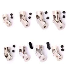 2 / 2.3 / 3 / 3.17 / 4mm Bootswellenkupplung Motorstecker UniversalgelenkkuppDND