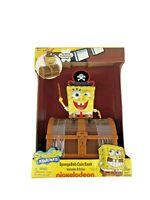 SpongeBob SquarePants Pirate Chest Coin Bank New