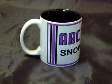 Reproduction Vintage Arctic Cat Sign Coffee Mug