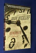 PREINCARNATE Shaun Micallef BOOK A Novella HCDJ First Edition