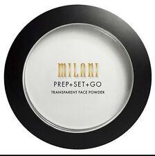 Milani Prep Set and Go Transparent Face Powder 01