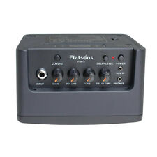 Gitarrenverstärker Mini Amp Portable Verstärker für Gitarre, Multi-Effekte,