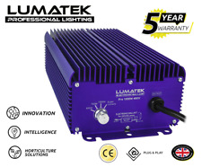 Lumatek Pro 1000w 400v Grow Light Digital Ballast HPS MH Hydroponic