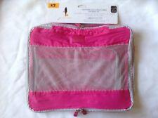 Belle Hop Featherlight Expandable Packing Cube Organizer Set Medium & Large