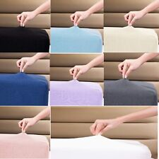Super Soft 100% Cotton, Single,Double,King and Super King Jersey Fitted Sheets.