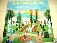 SALZBURGER SERENADE  -W.A. Mozart -  Doppel LP