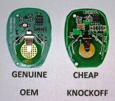 OEM GM 22733524 LaCrosse Malibu Sky G5 G6 Keyless Remote Transmitter Key Fob