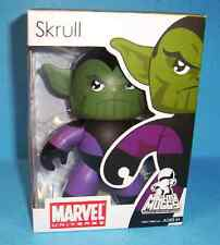 MARVEL MIGHTY MUGGS Collection_SKRULL 6 inch Vinyl figure_New & Unopened_Wave #5