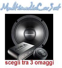 CORAL MONZA MK165 KIT 2 VIE STEREO DA 165 Scegli tra 3 Omaggi HiFi Monza MK 165