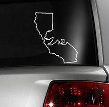 "x2 / Two Pack California Bear OG Logo Vinyl Sticker Decal JDM (CaliBear4""State)"