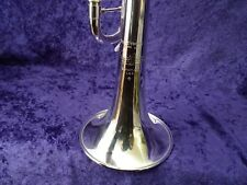 Vintage 1972 Bach Stradivarius Model 72*/43 Trumpet. Lead Players Delight! Video