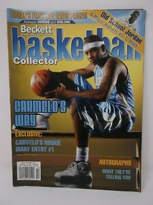 Beckett Basketball Collector October 2003 Issue #159
