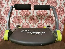Smart Wonder Core - RRP £79.99 - Very Good Cond Gym Excerise Abs Core Strength.