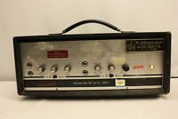 WEM CONTROL ER30 1960s VALVE AMPLIFIER HEAD  AMP MADE BY CHARLIE WATKINS MULLARD
