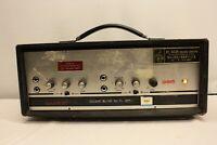 WEM CONTROL ER30 1960s VALVE AMPLIFIER HEAD  AMP MADE BY CHARLIE WATKINS MULLARD