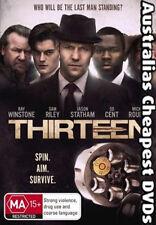 Thirteen DVD NEW, FREE POSTAGE WITHIN AUSTRALIA REGION 4