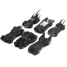 6PCS Batman Batmobile Car Model Toy Vehicle Alloy Diecast Gift Collection Kids