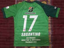 Sagan Tosu DHC Jersey August 2013 Warrior JAPAN J League MEMORIAL MATCH GAME L