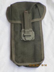 Bw  Zubehörtasche MG3,oliv,datiert 2/88,Bundeswehr, 1 Stück