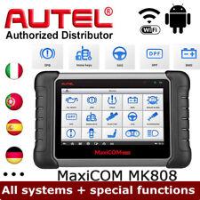 AUTEL MK808 OBD2 Diagnostic Tool Auto Scanner EPB SAS BMS DPF ABS SRS Oil Reset