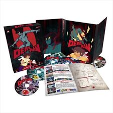 YAMATO VIDEO DEVILMAN COLLECTOR BOX SERIE COMPLETA 8 DVD