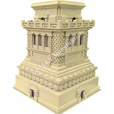 LEGO Statue of Liberty 3450 Custom Base/Pedestal - INSTRUCTIONS ONLY - Tan