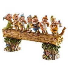Disney Traditions 4005434 Snow White Homeward Bound Seven Dwarfs Figurine