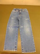 """Le ragazze ORIGINALE D&G DOLCE & GABBANA Jeans Gamba Dritta Taglia Junior 20 in (ca. 50.80 cm) W 21"""" L"""