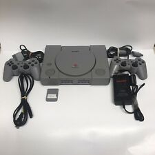 Sony PlayStation One PS1 Console SCPH-7501