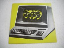 "KRAFTWERK / COMPUTER WORLD - Colored disc 12"" inch same new"