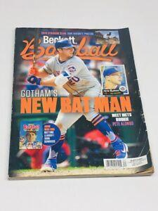 Baseball Beckett Price Guide Magazine September 2019 Pete Alonso