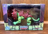 Battle Cat MOTU Masters Of The Universe Loyal Subjects Figure New Non-Flocked