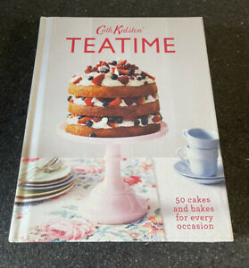 Cath Kidston Teatime Cook Book Excellent Condition