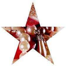 MARILYN MINTER 'Merry Merry Star', 2007 Vinyl Sticker / Wall Art Multiple *NEW*