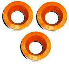 Accura Comatic Apft 120r 4 34 2 14 Rubber Stock Feeder Rollers Tires 3 Pk