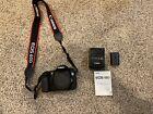 Canon EOS 60D 18.0 MP Digital SLR Camera - Black (Body Only)