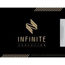INFINITE [EVOLUTION] 2nd Mini Album CD+Photobook K-POP SEALED
